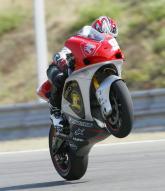 Mondello twists prepare Team KR for Estoril.