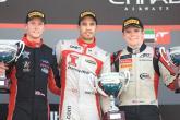 Abu Dhabi: GP3 Race results (2)