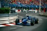 In memory of... 1996 Monaco GP, F1's Wackiest Race