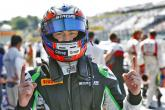 Red flag helps Stanaway clinch GP3 pole