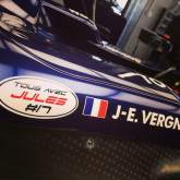 Vergne: I have to race for Jules