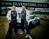 Bake Off's Paul Hollywood makes GT racing debut