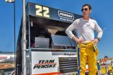 Pagenaud on top in first St Pete practice