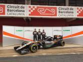 Force India reveals VJM09