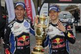 Ogier co-driver thanks rally organisers for 'saving my penis'