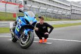 Bradley Ray set for BSB with Buildbase Suzuki