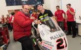 Mahindra gives Bagnaia his GP-winning Moto3 bike