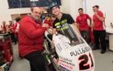 Mahindra gives Bagnaia his GP-winning Moto3 bike