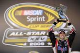 NASCAR Sprint Showdown - Race results