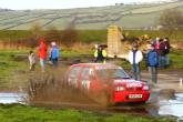 Class podium for Watkins on Christmas Stages