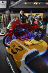 Joey Dunlop private collection on display
