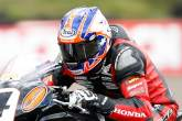 Brookes escapes serious injury in test crash