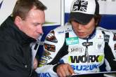 Reynolds to ride Suzuki MotoGP machine at Brands
