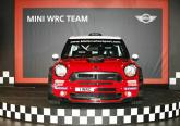 MINI launches 'most stunning car' in WRC