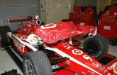 """Bored rigid drivers go """"planking"""" at Indy"""