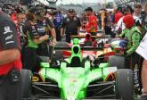 Indianapolis 500 - Bump Day qualifying times