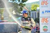 IRC: Kopecky takes closest ever IRC victory in Hungary