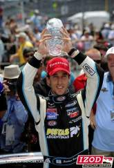 Indy 500: Guerrieri wins Freedom 100