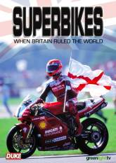 'Superbikes: When Britain ruled the World' - 35% OFF!