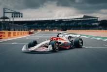 首次亮相Tahun 2022,美孚巴鲁F1 Dipamerkan di Silverstone