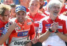 Iannone: Saya seharusnya tidak meninggalkan Ducati
