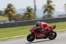 Sepang MotoGP test times - Friday (3pm)
