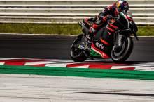 'Very interesting test' for Dovizioso, Aprilia decision 'soon' for 2022