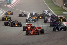 Zona DRS ketiga ditambahkan untuk GP Bahrain