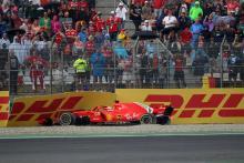 Has Vettel recovered yet from his Hockenheim heartbreak?
