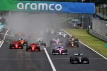 一级式1世界锦标赛2021  - 匈牙利大奖赛