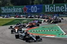 一级方程式世界锦标赛2021  - 意大利大奖赛