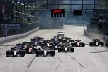 Formula 1 World Championship 2021 - Azerbaijan Grand Prix