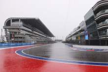 Revised schedule for F2 & F3 after cancellations due to heavy rain