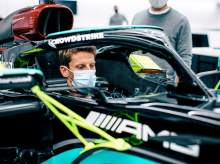 Grosjean: After five minutes I could see why Mercedes is F1's greatest team