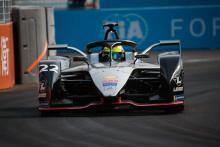 Rowland scores maiden Formula E pole in Sanya