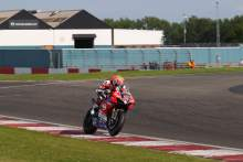 Race pace the focus for Brookes and Iddon at Donington BSB test