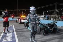 Bird wins second Saudi FE race, Lynn taken to hospital after race-ending crash
