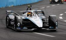 Mercedes' Vandoorne claims pole for Rome E-Prix Formula E opener