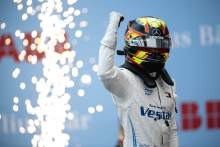 Vandoorne takes redemptive Formula E win at Rome E-Prix