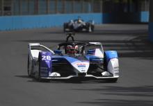 Guenther mengalahkan da Costa untuk kemenangan Santiago Formula E.