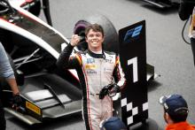 De Vries takes Monaco F2 win in chaotic Feature Race