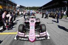 F2 retires #19 in honour of Hubert