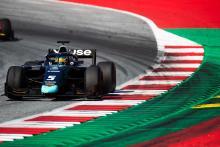 Sette Camara fends off Ghiotto for Austria F2 Sprint victory
