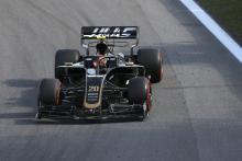 Haas menjalankan simulator langsung untuk pertama kalinya selama akhir pekan Abu Dhabi