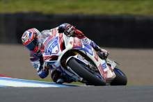 Kent: My biggest problem is trying to rush things which then slows you down