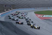 Genesys 300 Texas Motor Speedway - RACE RESULTS
