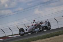 Will Power roket ke Mid-Ohio IndyCar Pole