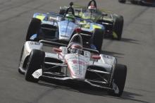 ABC Supply 500 di Pocono Raceway - Hasil Perlombaan