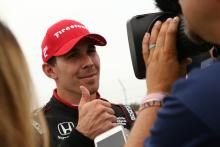 Wickens breathing unassisted, talking with family