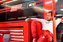 Vettel not frustrated by F1 winless streak